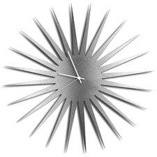 """23"""" MCM Starburst by Adam Schwoeppe Wall Clock"""