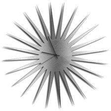 "23"" MCM Starburst by Adam Schwoeppe Wall Clock"