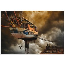 'Nymph Ship' by Radoslav Penchev Photographic Print