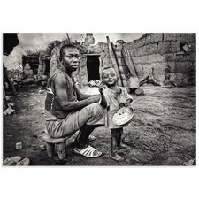 'Lobi Village' by Manuel Vilches Photographic Print