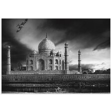 'Taj Mahal' by Piet Flour Photographic Print