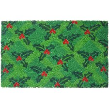 Sweet Home Holly Doormat