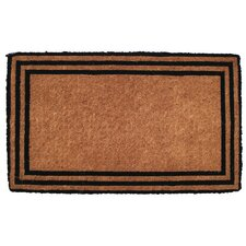 Handmade The one with the Border Doormat