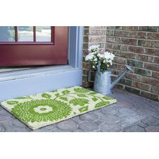 Williamsburg Penelope Floral Doormat