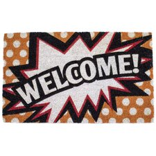 Sweet Home Comic Welcome Doormat