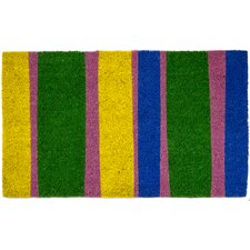 Sweet Home Bands of Color Doormat