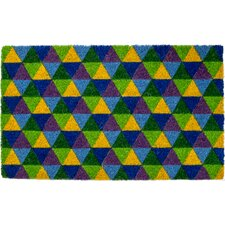 Sweet Home Triangles Doormat