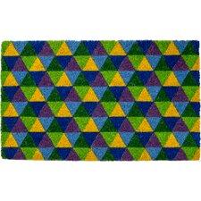 Sweet Home Triangles Doormat