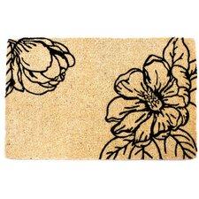 Williamsburg Magnolia Blossom Doormat