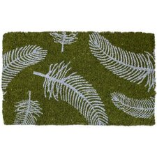 Feathers Handwoven Doormat