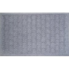 Weather Beater Geometric Doormat
