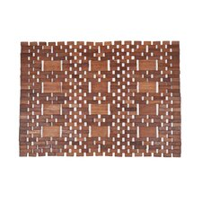 Exotic Woods Mills Doormat