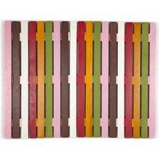 Exotic Woods Bell Doormat