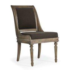 Belgian Oak Parsons Chair