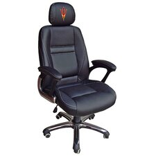 NCAA Office Chair with Lever Seat Height Control