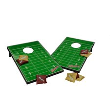 Football Field Cornhole Toss Game