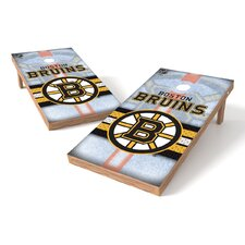 NHL Cornhole Game Set