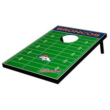NFL Football Cornhole Set