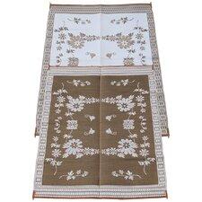 Garden Floral Doormat
