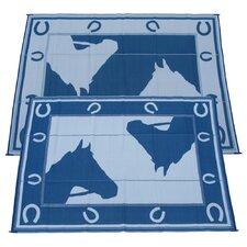 Horseshoe Doormat