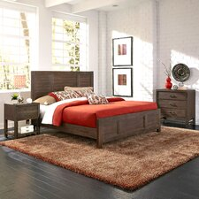 Barnside Panel Customizable Bedroom Set