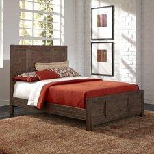 Barnside Slat Panel Bed