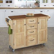 Create-a-Cart Kitchen Island