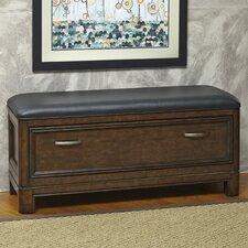 Crescent Hill Upholstered Bedroom Bench