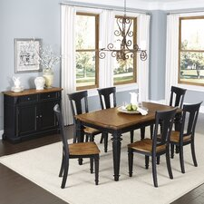 Americana 8 Piece Dining Set