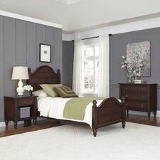 Country Comfort Panel 3 Piece Bedroom Set