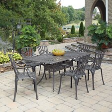 Largo 7 Piece Dining Set