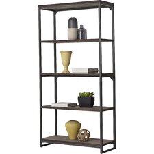 "Barnside Metro 76"" Accent Shelves Bookcase"