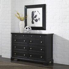 Bedford 8 Drawer Dresser