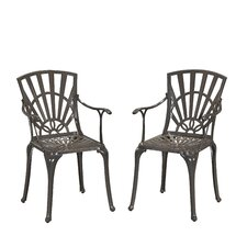 Largo Dining Arm Chair (Set of 2)