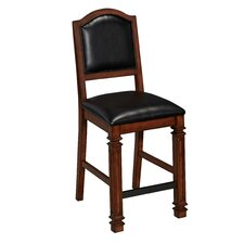 """Santiago 24"""" Counter Stool with Cushion"""