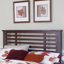 Cabin Creek Wood Headboard