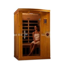 Venice 2 Person FAR Infrared Sauna