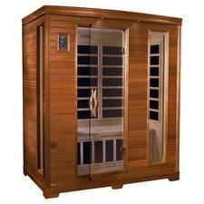 Grand 3 Person Carbon FAR Infrared Sauna