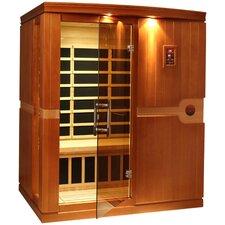 Madrid 3 Person FAR Infrared Sauna
