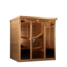 Monaco 6 Person Carbon FAR infrared Sauna