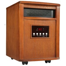1,500 Watt Portable Electric Infrared Cabinet Heater