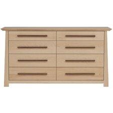 Hamilton 8 Drawer Dresser