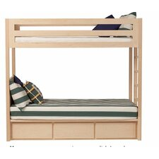 Thompson Twin Bunk Bed with Storage