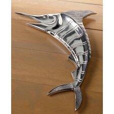 Casted Aluminum Marlin Platter