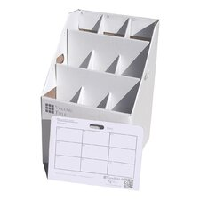 9 Slot Rolled Document Filing Box