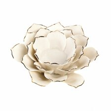 Blooming Flower Candle Holder