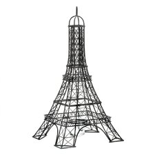 Eiffel Tower Metal Candle Holder