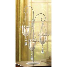 Clarion Pendant Candle Holder
