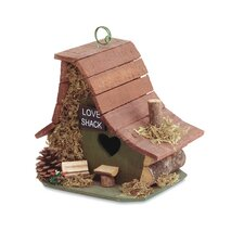 Lovers Hideout Hanging Birdhouse