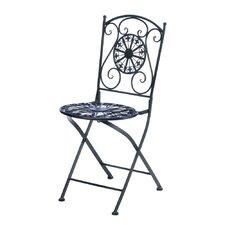 Fleur-De-Lis Dining Side Chair